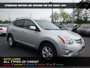 2013 Nissan Rogue BACK-UP CAM / HEATED SEATS