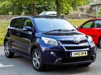 TOYOTA URBAN CRUISER 1.4 D4D AWD 2010MY WITH F/S/H+1 P/OWNER+GENUINE EXAMPLE