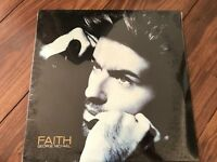 "George Michael - Faith 12"" sealed vinyl"