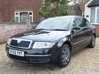 Skoda Superb Edition 100, 2.5 V6 TDi Automatic, Full Service History