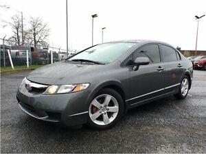 2009 Honda Civic SPORT**SUNROOF**AUTOMATIC**ALLOY WHEELS**