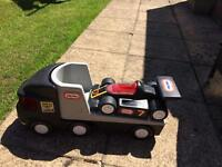 Little tykes children's lorry and car