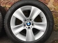 BMW Winter Wheels and Tyres