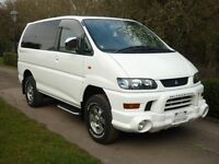 Mitsubishi Delica 7 seater 4wd, AWESOME.