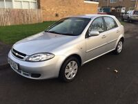 08 CHEVROLET LACETTI FOCUS ASTRA SIZE FULL HISTORY DRIVES GREAT TIMING BELT DONE MUST SEE