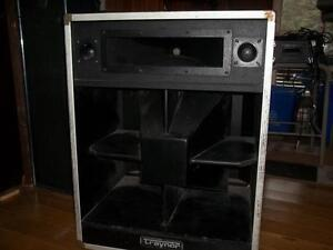 TRAYNOR PS 600 STEREO POWER AMP / SPEAKERS