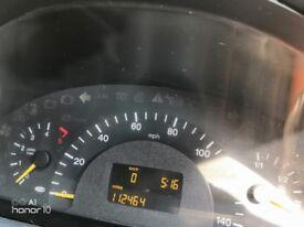 56 REG MERCEDES BENZ VITO, WHITE, 112,000 MILES, GOOD RUNNER, 4 MONTHS + MOT