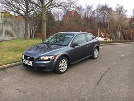 2007/57 Volvo C30 S 1.6 Turbo diesel✅1 PRE OWNER✅NEW CAM/BELT✅2 KEYS