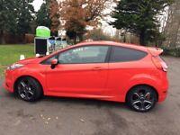 Ford Fiesta ST 2 Molten Orange