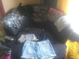 Teen/ladies Clothing.