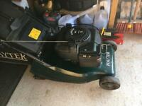 Hayter harrier 41 self propelled petrol lawnmower