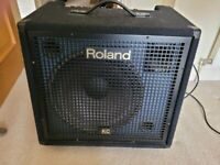 ** Roland KC-550 keyboard amp - 150 Watts - Excellent condition (Offers considered) **