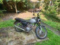 Honda CG125 1989
