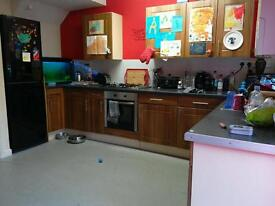Large 2 bedroomed house for swap