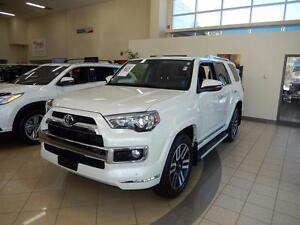 2016 Toyota 4Runner Limited Luxurious and rugged, what a combina