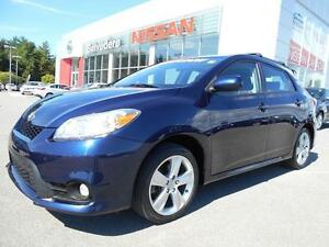 2011 Toyota Matrix S AWD AUTOMATIQUE JANTES EN ALLIAGE A/C