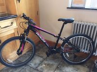 "Specialized Hotrock 24"" A1 Girls Mountain bike"