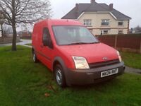 Crew van. 12 months mot. Service every 10000 miles. Cam belt done at 100000 miles