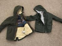 NEXT-Boys coats
