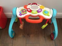 Vtech 3in1 Baby Activity Centre.