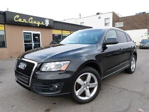 2012 Audi Q5 3.2L Premium - Heated Leather, Pano