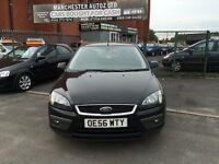 Ford Focus 1.6 Zetec Climate 5dr LADY KEEPER SINCE 2010,2 KEYS,