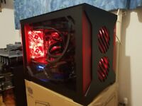 Gaming PC - i7 7th Gen, GTX 1070 Ti, 16GB DDR4, SSD, Corsair AIO