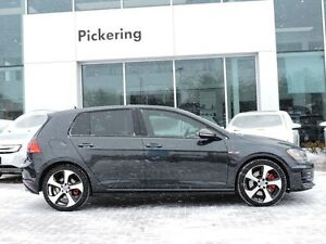 2015 Volkswagen GTI 2.0 TSI Performance (5-Door)