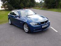 2006 06 BMW 318 I 2.0 M SPORT LE MANS BLUE MOT OCTOBER 2017