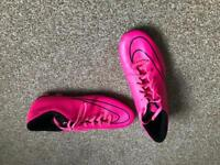 Ladies Nike Football Boots - Size 7