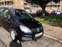 2006 Vauxhall Zafira 1.9 CDTI WITH 7 SEATS + ++Price reduced+++