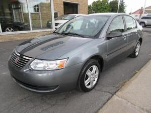 2007 Saturn Ion Sedan **TOIT OUVRANT**