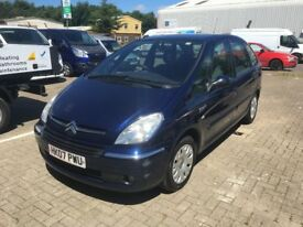 2007 1.6 Picasso....FSH...12 Mth MOT Availble....P/X Considered....