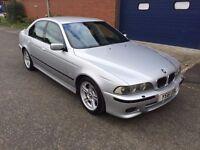 2001 BMW 535i 3.5 V8 SPORT AUTO M-TEC - LOW MILEAGE - MOT - RARE CAR - E39 - HPI CLEAR - 530 535