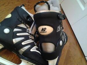 K2 ICE CAMANO MEN'S ICE SKATE/PATINS POUR HOMME Gatineau Ottawa / Gatineau Area image 3
