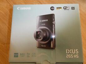 Canon Ixus 265HS