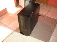 Quality Windows 7 Professional basic Gaming PC dual core base PC