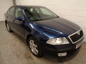 SKODA OCTAVIA DIESEL , 2008/58 REG, LOW MILES + FULL HISTORY, YEARS MOT, FINANCE AVAILABLE, WARRANTY