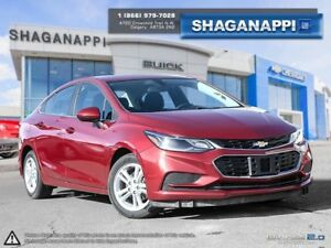 2017 Chevrolet Cruze LT Auto Sunroof and back up camera