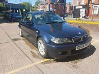 BMW 318ci Msport 1 year MOT