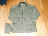 Bob Parratt Countrywear Green Jacket/Coat Size XL
