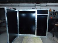 Dog Kennels - suitable for large dogs incl Rottweiler, German Shepherd, Retriever etc.