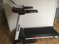 Reebok Jet 100 folding treadmill - RRP £799.99 collection only