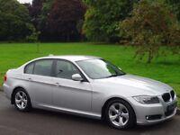 2011 BMW 3 Series 2.0 320d EfficientDynamics 4dr NAVIGATION + BLUETOOTH PHONE