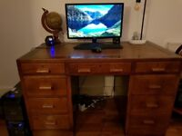 Old Style Desk, ready for collection