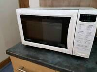 Large convection microwave
