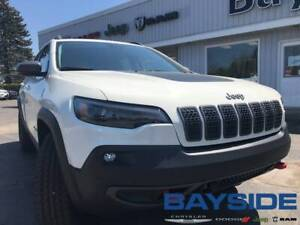 2019 Jeep New Cherokee Trailhawk Elite | 4x4 | MOONROOF | NAV