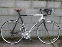 mens road bike 700c barracuda