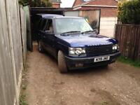 Range Rover 4.0se