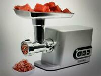 Duronic Electric Meat Grinder 3000w as new